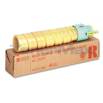 RICOH CL4000DN TYPE 145 TONER CTG YELLOW 15K